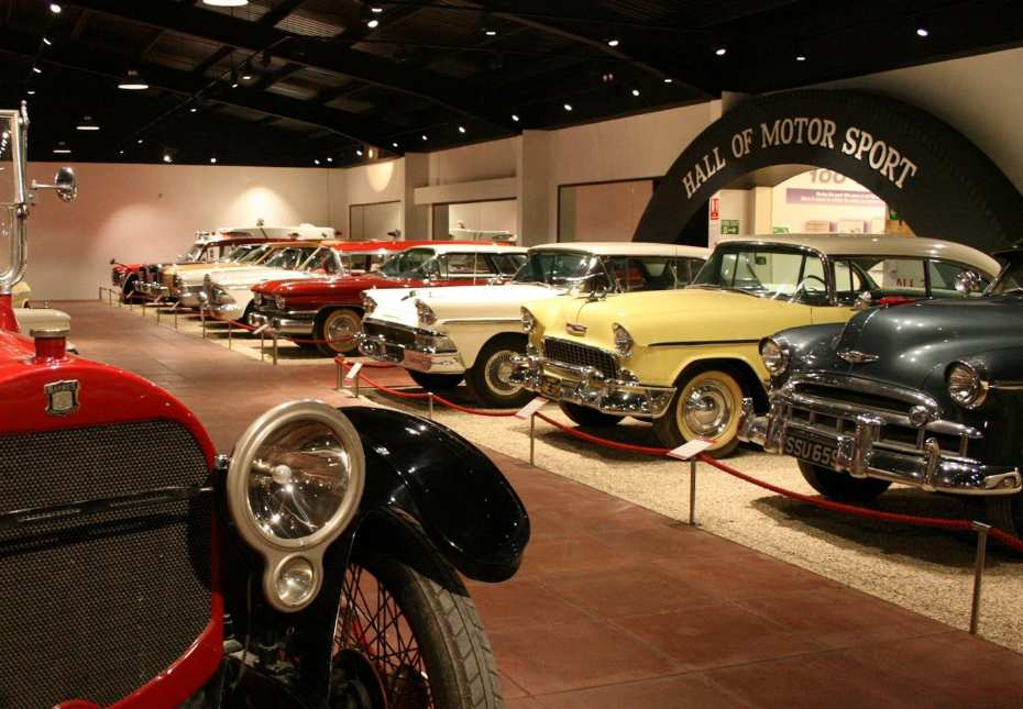 Hynes Car Museum Hall of Moto Sport